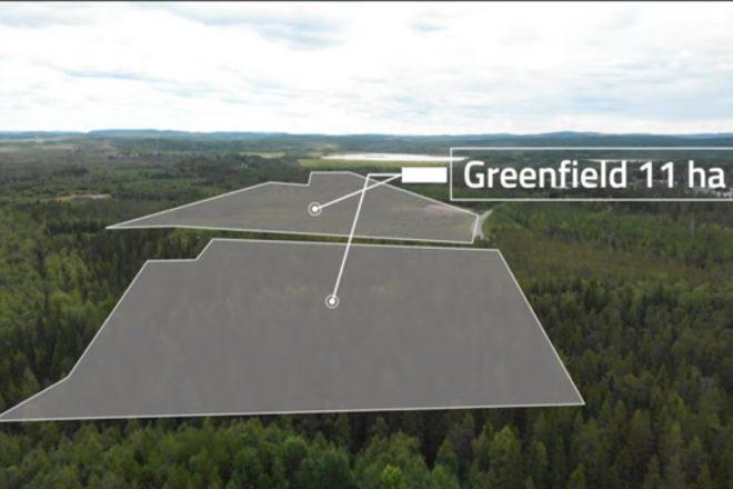 Norsjö Långhultets industri